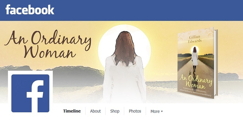 banners for Facebook for authors